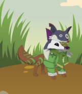 Fox hat glitch
