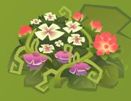 Den BETA-Flower-Bush Cleaned