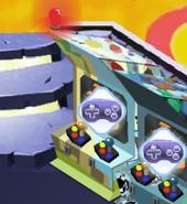Sol Arcade Fruit Slinger