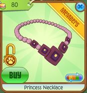 Princess necklace06