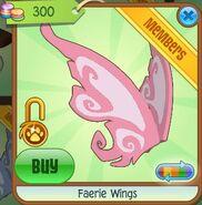 Faerie Wings (Pink)