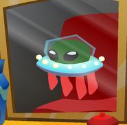 Pet-Stop Jellyfish Alien