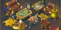 Steampunk Parlor Collection