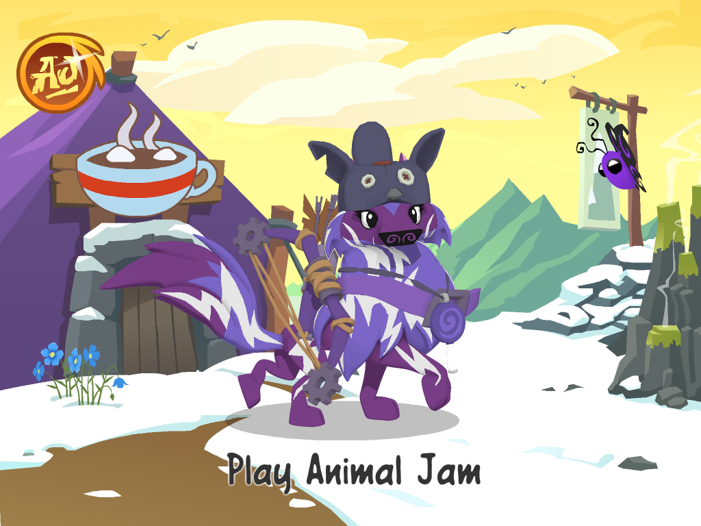 Learn How To Draw Arctic Wolf From Animal Jam By