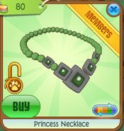 Princess necklace02