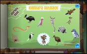 Journey Book of Kimbara Outback