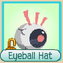 Item Eyeball-Hat Pink