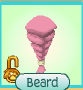 Item Beard Pink Named