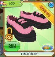 Fancy Shoes (Pink-Raspberry)