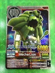MechaLionCard