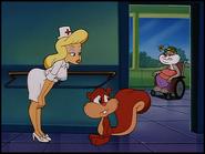 Hello Nurse-Skippy Squirrel-Slappy Squirrel-RetirmentHome