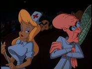 Scratchansiff nurse