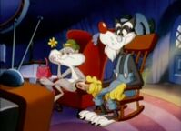 Slappy And Walter Wolf