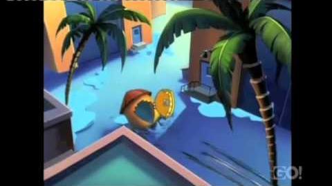 Animaniacs Gilligans Island parody
