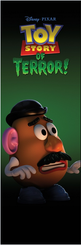 Toy Story of Terror Poster 6 - Mr. Potato Head