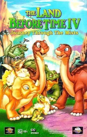 The land before time IV journey through the mists