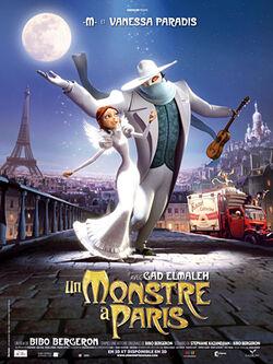 Monster in paris theatrical
