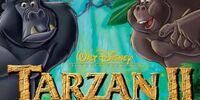 Tarzan II: The Legend Begins