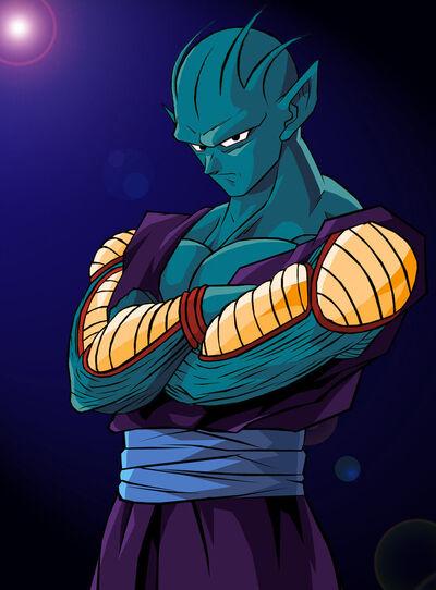 Piccolo namek transformation 1 by inforit-d4yhabw