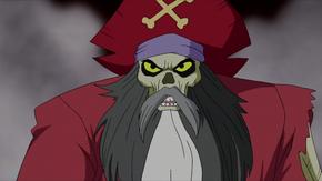 Captain Skunkbeard