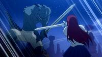 Episode 71 - Erza vs Lizardman