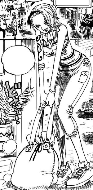 Nojiko Manga Pre Timeskip Infobox