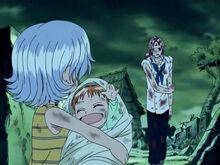 Bell-mere findet Nami und Nojiko (1)