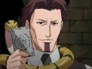 Utagawa steals Kariya's crest