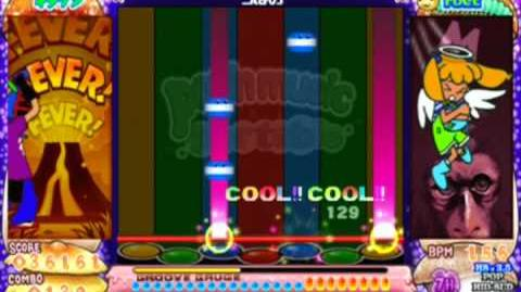 Pop'n Music Portable 7K Hyper(ポップンミュージック) - PINKISH
