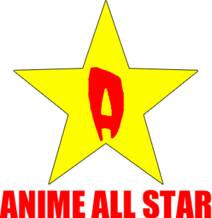 Anime All Star Logo