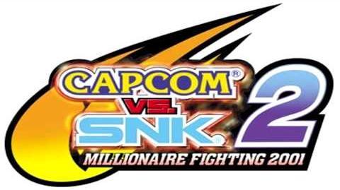 Capcom vs SNK 2 Music - MODE SELECT