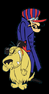 Dastardly and Muttley (WB Animation)