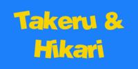 Takeru and Hikari Logo