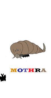 Mothra design for g e d by raptorrex07-d39xej6