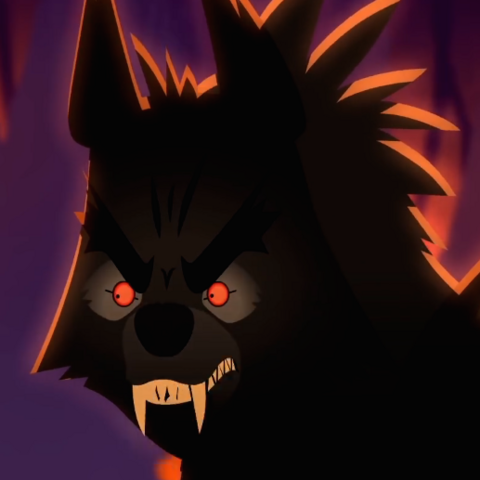 File:Insanity Wolf In Battle 2.png