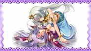Etotama Episode 7 Opening Illustration