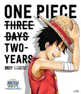 One Piece 3D2Y Regular Edition BD
