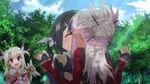 Fate kaleid liner Prisma Illya Zwei! Episode 2 Kuro kisses Miyu