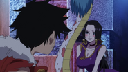 One Piece 3D2Y 30 Boa Hancock Thinks Luffy's Being Unfaithful