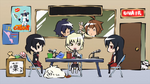 Akame and Kurome (Akame ga Kill ONA 22)