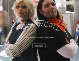 Geek World Radio