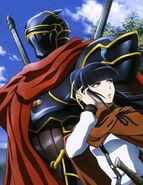 Momonga Gamma Narberal (Animedia magazine Sep 2015)