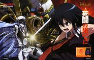 Akame vs Esdeath Newtype 2015-01