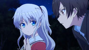 Nao and Yu about Music (Charlotte Ep 05)