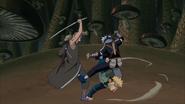 Minato saving Kakashi v2
