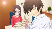 Yu and Ayumi (Charlotte Ep 05)