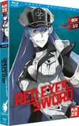 Akame ga Kill Blu-Ray 2 (KAZE)