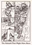 Kakashi concept art