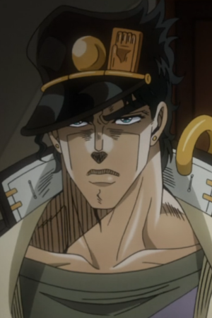 Jotaro Kujo Animevice Wiki Fandom Powered By Wikia