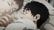 Constance and Marco sleeping together (Gangsta Ep 10)